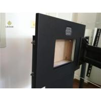 China Black Paint Keypad Wall Vault , TV100 Wall Mounted Jewelry Safe Electronic Lock wholesale