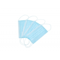 China Disposable 3 Ply Epidemic Prevention Anti Dust Earloop Mask wholesale