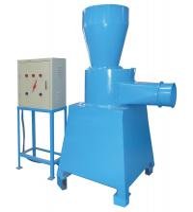 China Popular Automatic Foam Crushing Machine / PVC Waste Pipe Crusher wholesale