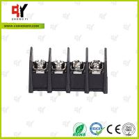 Wholesale 300V / 30A 9.5mm  Connector Terminal Block PA66 UL94V-0 Material from china suppliers