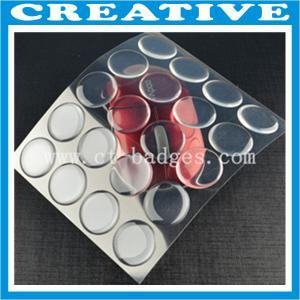 """China 1"""" PU Clear Epoxy Sticker wholesale"""