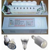 China Inverter FCC Led Emergency Lighting Conversion Kits 7W LED lamp With DC 40V - 240V on sale