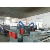 China TH 5-30mm Wood Plastic Foamed Board Plastic Extrusion Machine wholesale