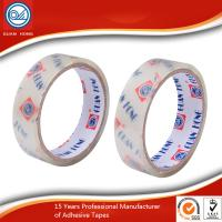 China Colorful BOPP Packaging Tape / Low Noise BOPP Adhesive Tape For Shipping wholesale