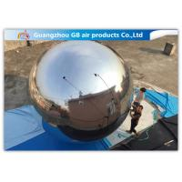 Wholesale Inflatable Mirror Ball , Silver Reflective Ball , Inflatable Mirror Balloon Silver from china suppliers