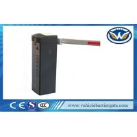 Buy cheap Vehicle Access Control Automatic Barrier Gate , Remote Control car park access barriers from wholesalers