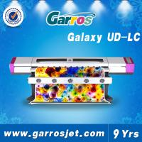 China 1.8m Galaxy Eco Solvent Printer for Ourdoor Flex Banner Printing wholesale