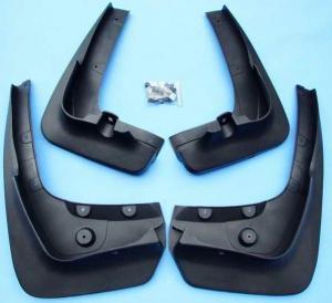 China BMW X6 2009-2014 European Auto Parts , Rubber Car Mud Flaps Complete set wholesale
