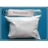 China Weight Loss Fat Loss Hormones Drug Rimonabant CAS 168273-06-1 For Reduceing Weight on sale