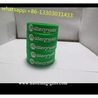 China custom Silicon Material and Apple iPhones Compatible Brand Silicone bracelet wholesale