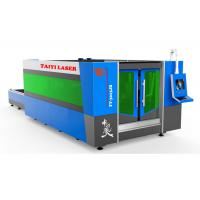 China Sheet Metal CNC Fiber Laser Cutting Machine Open Type Single Table wholesale