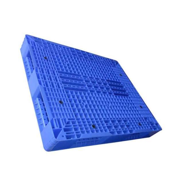 Quality 120x110cm Heavy Duty Plastic Pallets Polypropylene Plastic Drum Pallet for sale