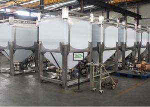 China Large Capacity Intermediate 3500L Bulk Storage Silos wholesale