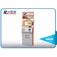 Buy cheap Coin counting kiosk with cash acceptor all in one optional POS terminal from wholesalers