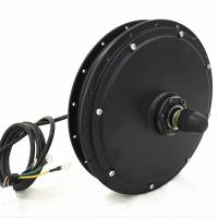 China 1000w 48 Volt Electric Bike Hub Motor With 30mm Magnet Height , 11*5T Or 9*7T Windings wholesale