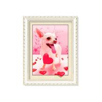 China Colorful Amazing Animal 5D Pictures 12x17 Inches  0.6mm PET Material wholesale