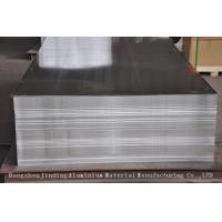 China 1100 3003 8011 Aluminum Plain Surface Decorative Sheet Metal with  Approval wholesale