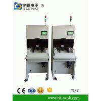 China Flex PCB Punching Machine , LED alum PCB depaneling machine wholesale