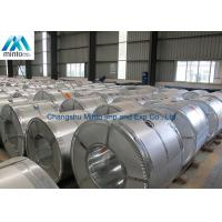 Quality Explosion Proof Iron Steel Galvalume Coil Galvanized Plain Sheet Mini Spangle for sale