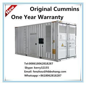 China 1000kva diesel generator set with Cummins diesel engine KTA38 wholesale