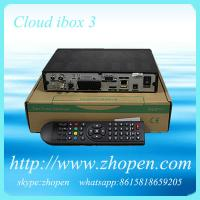 China cloud ibox3 satellite receiver software download hd twin tuner cloud ibox 3 on sale