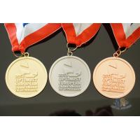 China Custom Metal Made Awards Championship Gifts Zinc Alloy Medals, Running And Marathon Medallions wholesale