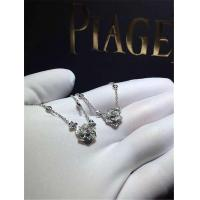 China Piaget  mini full diamonds rose necklace 18kt  gold  with white gold or yellow gold or pink gold wholesale