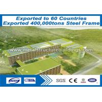 Buy cheap Preengineered Metal Building Steel Frame Buildings Great TEKLA MODEL from wholesalers