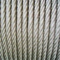 China Stainless Steel Wire Rope Stack, Available in Various AISI 304, AISI 316 wholesale