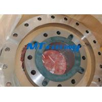 China ASTM A815 / ASME SA815 400LB S32205 / F51 Duplex Steel Slip On Flange wholesale
