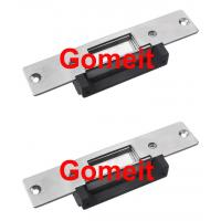 China ANSI Long Type Electric Door Strike For Frameless Glass Door Stainless Steel wholesale