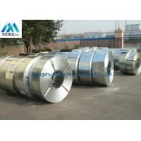 Quality Hot Dipped Aluzinc Steel Coil AFP SGCC Galvanized Steel Roll Corrosion Resistance for sale