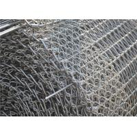 China 314 High Temperature Resistance Stainless Steel Wire Mesh Conveyor Belt wholesale