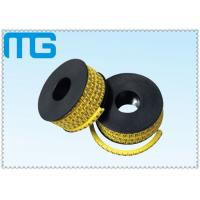 China Circle Wire PVC Colorful Cable Marker Tube Oil And Erosion Control CE Standard wholesale