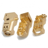 China HPB61 HPB59 SGS Electroplating CNC Brass Turned Parts on sale