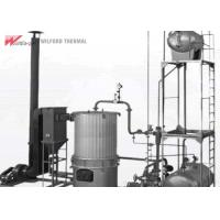 China Gas Fired Thermal Oil Heater , Heat Transfer Oil Boiler Small Heat Loss on sale