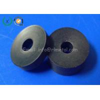 China CNC Machined Plastic Parts Lathe Turning Black Nylon Washers Customized wholesale