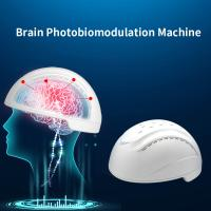 China PBM 810nm Infrared Light Therapy Machine Helmet Health Analyzer Machine Brain Photobiomodulation wholesale