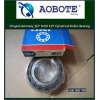 China Chrome Steel Cylindrical Roller Bearing SKF Germany , High Speed wholesale