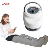 White Calf Ankle And Foot Massager , AC220V / 110V Foot Calf And Thigh Massager