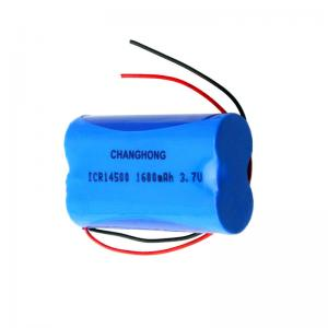 China Electric Tools 5.92Wh 3.7V 1600mAh Liion Battery Pack wholesale