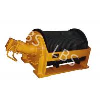China Custom Made Industrial Marine Hydraulic Winch Automatic Safe Fail Brake wholesale