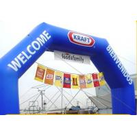 China inflatable arch , hot selling Inflatable Arch (promotion,racing,finish line,event) wholesale