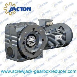China S97 SA97 SF97 SAF97 SAZ97 SAT97 Helical-worm Gearbox 4000Nm 11kw, 15kw, 18.5kw, 22kw wholesale
