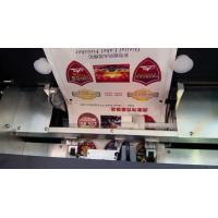 China A4 Size Auto Sheet Fed Digital Cutter For Label Solution in Cutting Paper Lables wholesale