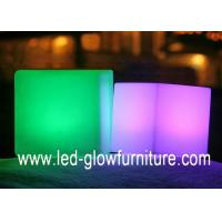 China Safety and energy saving outdoor led bar furniture mood cube with 320 degree widely lighting wholesale