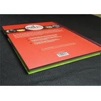 China Casebond Hardcover Book Printing Services PMS Color For Entertainment , printing art books wholesale