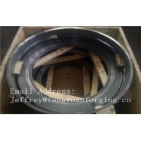 Quality C15 Forged Sleeves Forged Tube / Block with hole Forged Ring Normalized And for sale