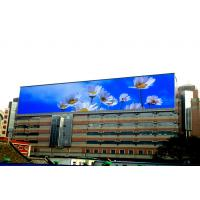 Quality P10 DIP Full Color Advertising Led Display And Commercial LED Screen (1R1G1B) for sale