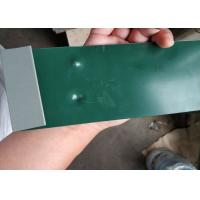 China 275g/m2 Silicon Micron Pre Painted Steel Sheet Color Coated 700 1250mm Zinc Coils on sale
